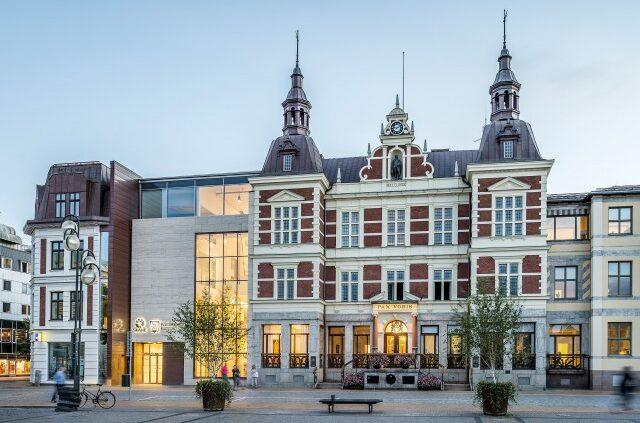 Nya Rådhuset i Kristianstad
