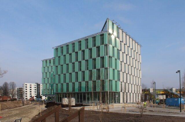 Kristallen - Lundabornas nya kommunhus