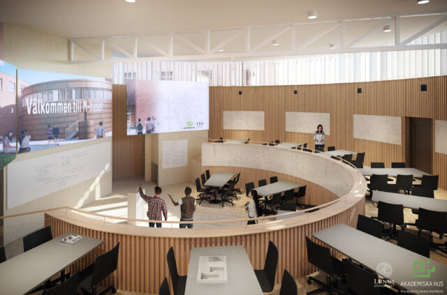 5 mars - Arkitektur & hållbarhet i Lärandemiljöer
