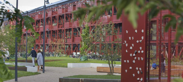 28 maj - Köpenhamnsresan till Valby Maskinfabrik