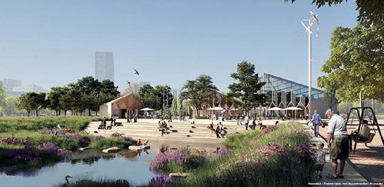 14 maj - Svenska företag som bygger och utvecklar i Danmark