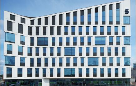 Klipporna i Hyllie - Skanskas nya kontor
