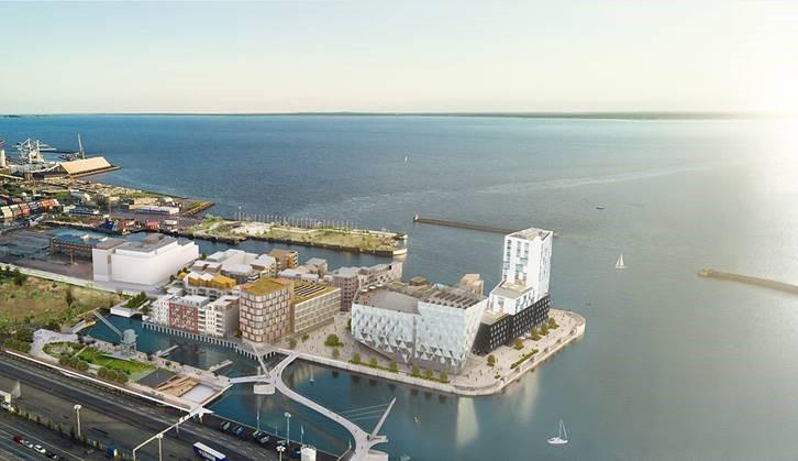 Prel Oktober - Oceanhamnen i Helsingborg